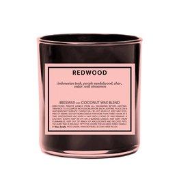 Boy Smells Redwood
