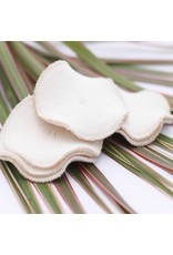 Unwrapped Life Reusable Organic Bamboo Rounds