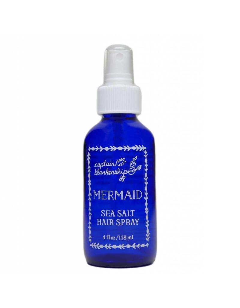 Captain Blankenship Mermaid Sea Salt Hair Spray