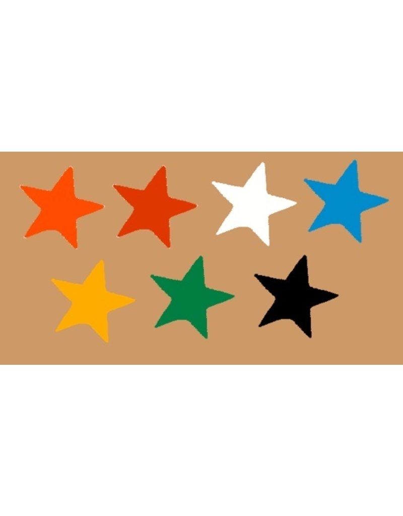 Magna Visual Inc. Magnet Stars - Choose a color