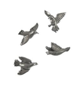 Jim Clift Designs Bird Pushpins