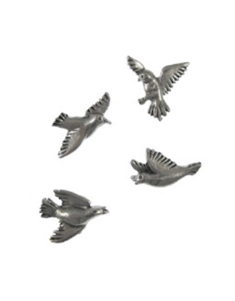 Jim Clift Designs Bird Pushpins
