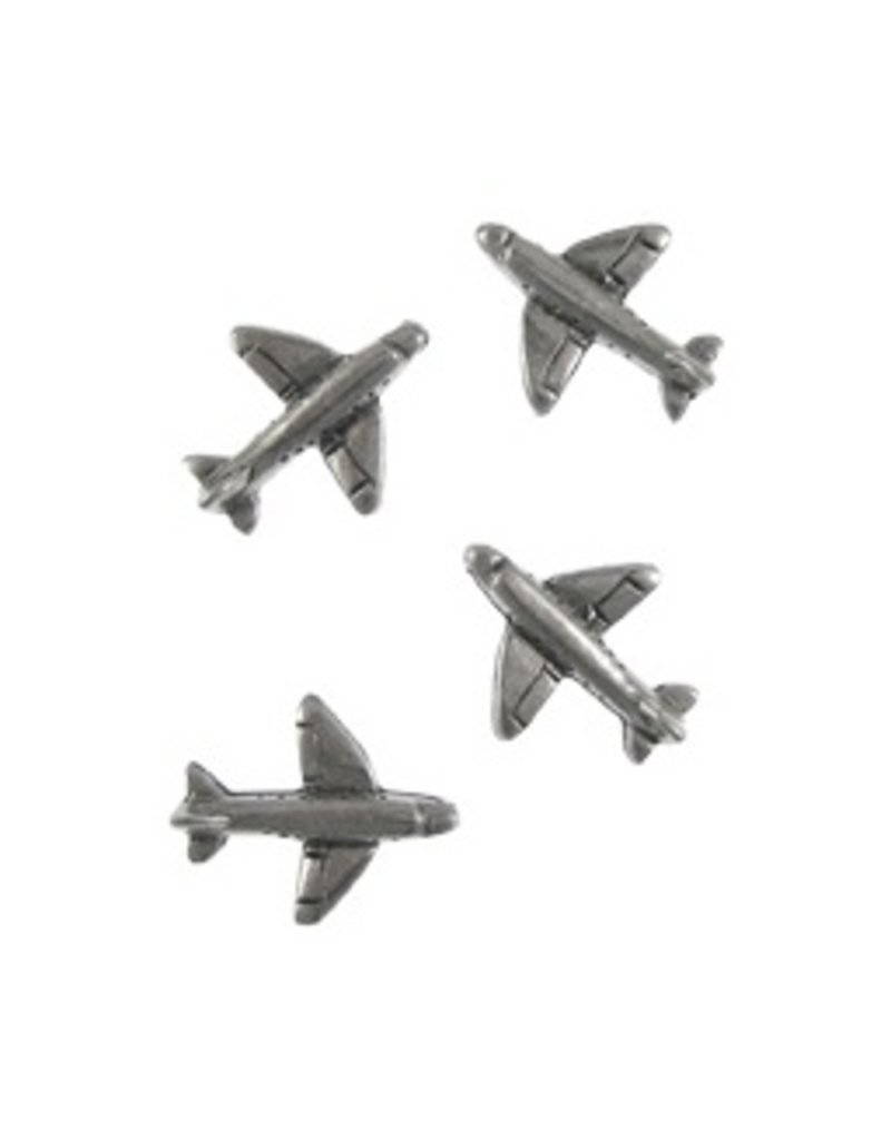 Jim Clift Designs Airplane Pushpins