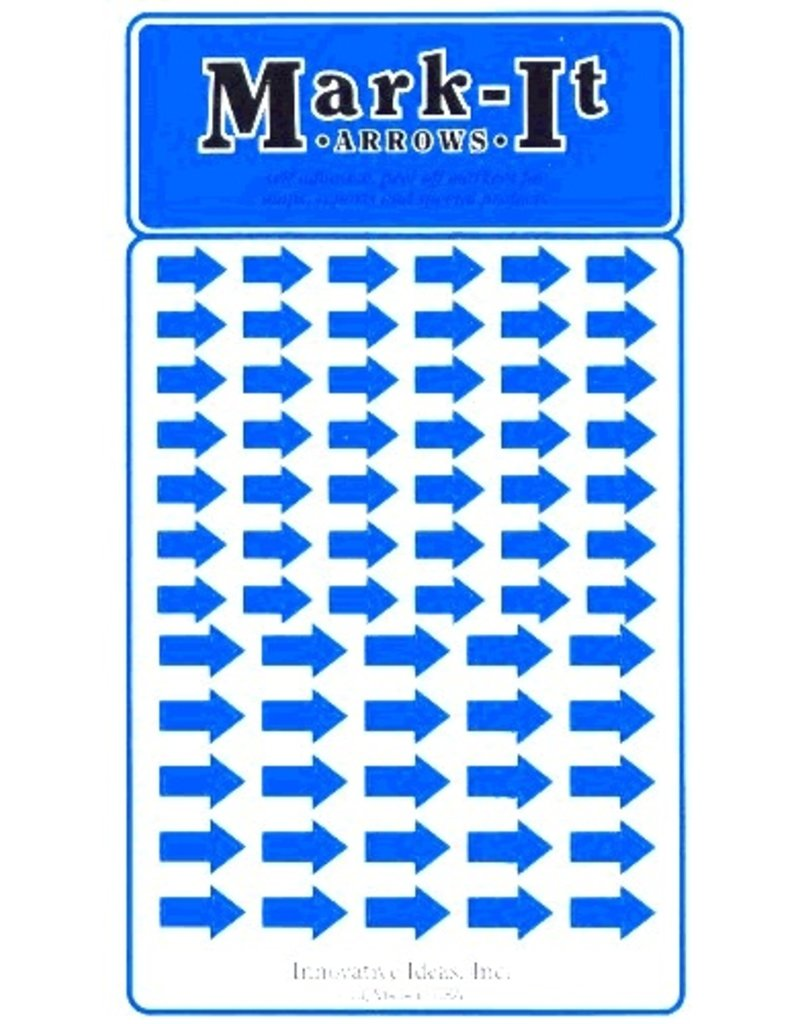 Mark-It Stickers Arrow Stickers - Choose a Color