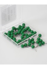 Moore Push Pin Large Ball Shaped Maptacks