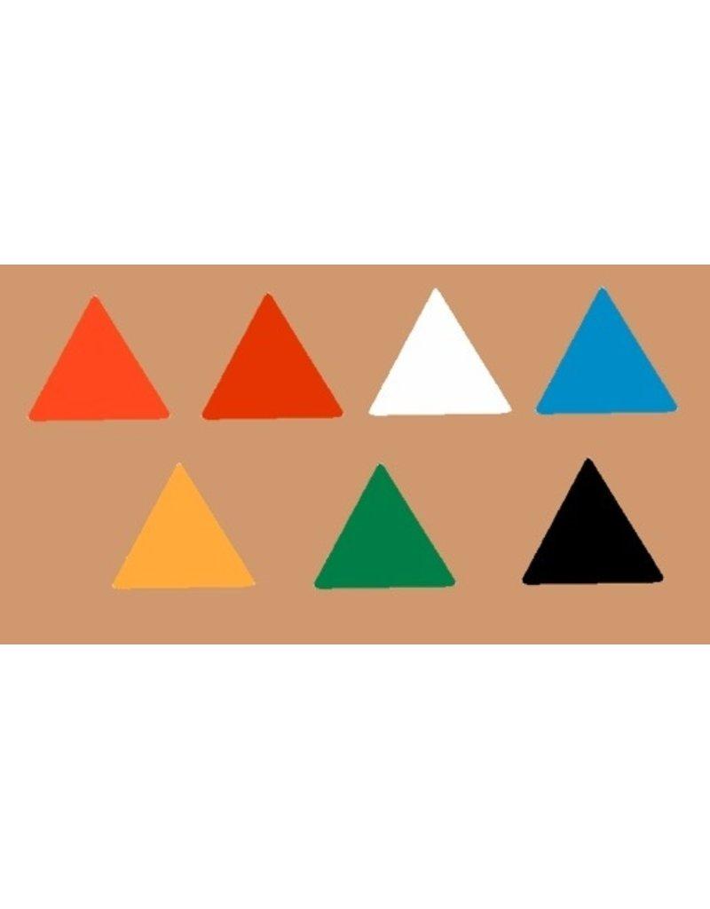 Magna Visual Inc. Magnet Triangles - Choose a color