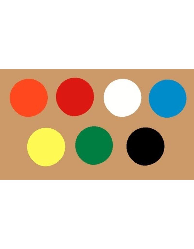 Magna Visual Inc. Magnet Circles - Choose a color