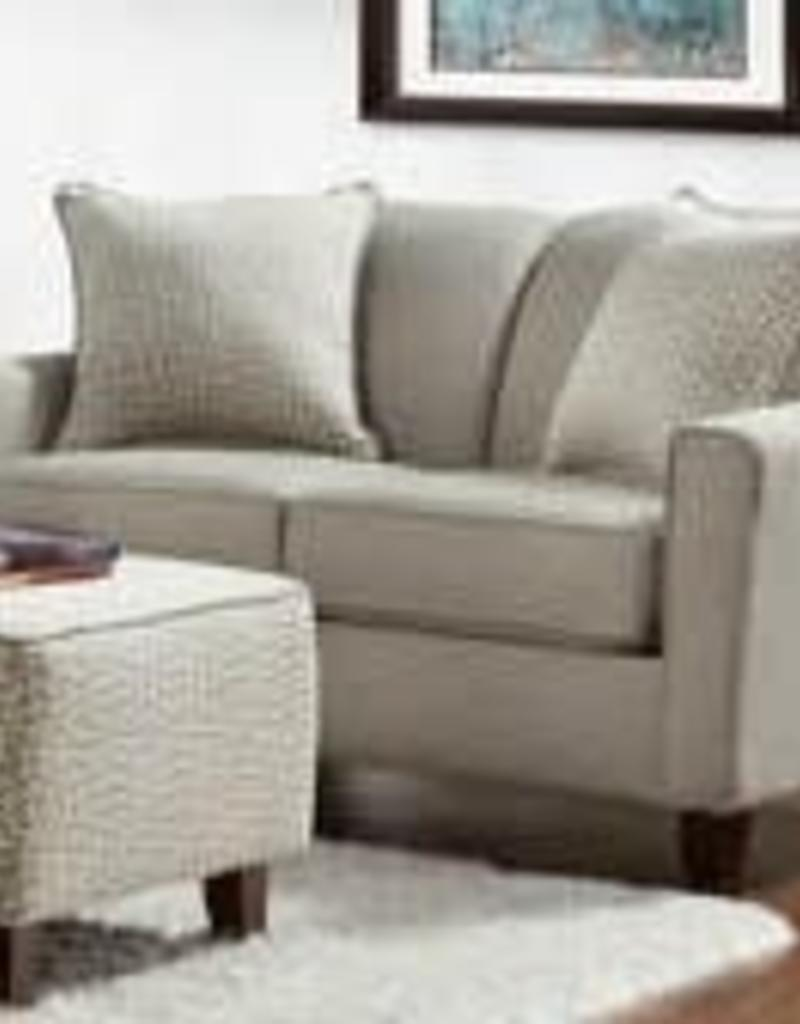 Washington Furniture Lucy Slate Love Seat