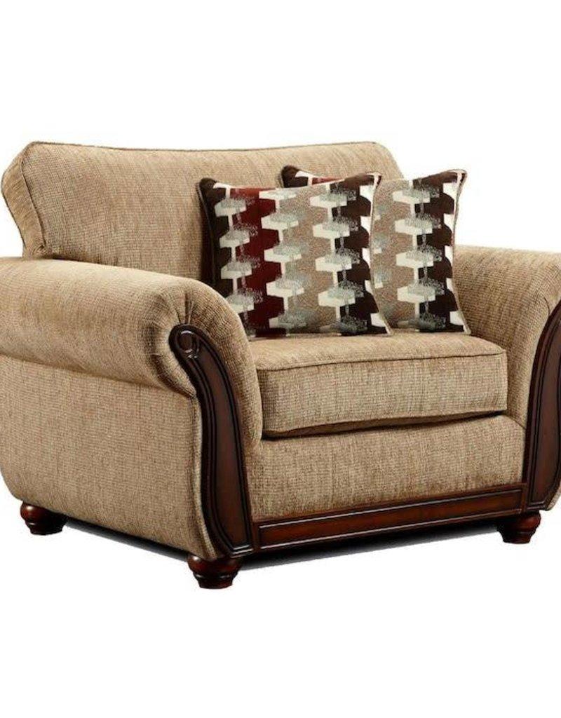 Washington Furniture Radar Havana Chair