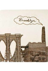 Brooklyn Coasters Set of 10