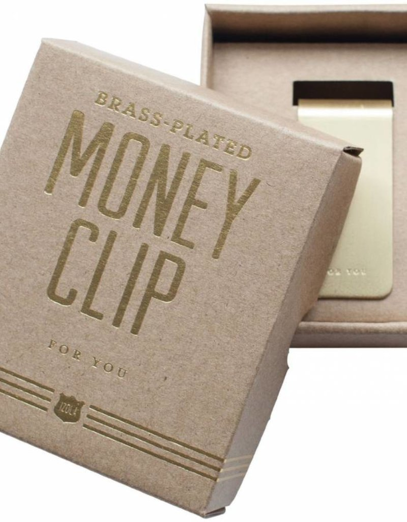 Izola Money Clip