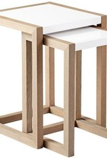 Becket Nesting Table