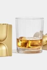 Trophy Bar Jigger Brass