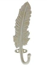 Feather Wall Hook- Cast iron
