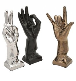 Cohen Ceramic Hands