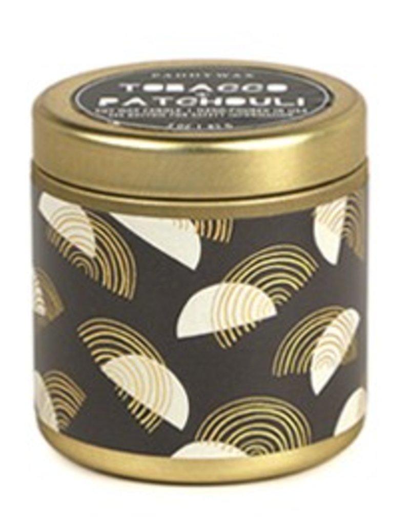 Kaleidoscope Candle Tin
