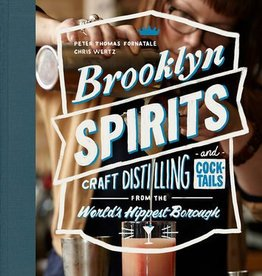 Brooklyn Spirits: Bar Recipe Book