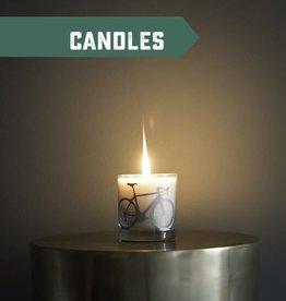 Brooklyn Bike Candle