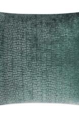 Jenga Velvet Pillow