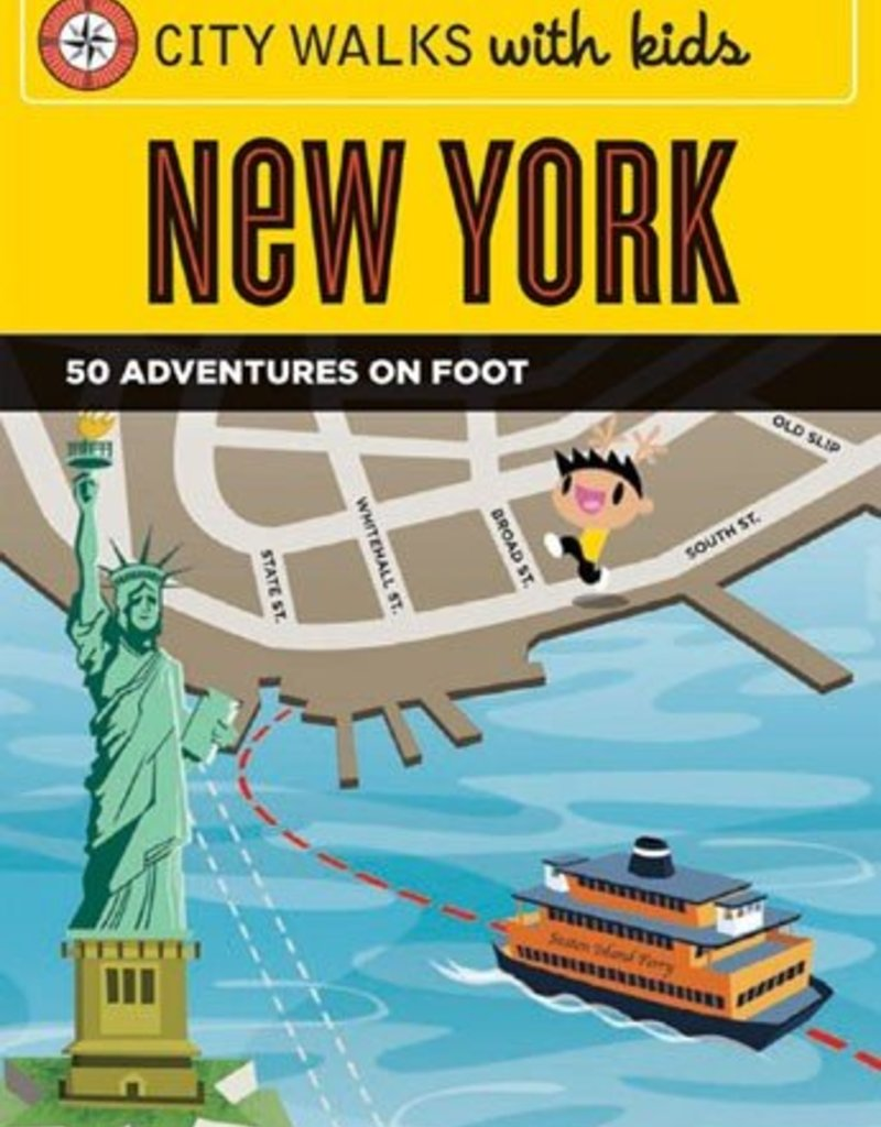 City Walks Kids: New York