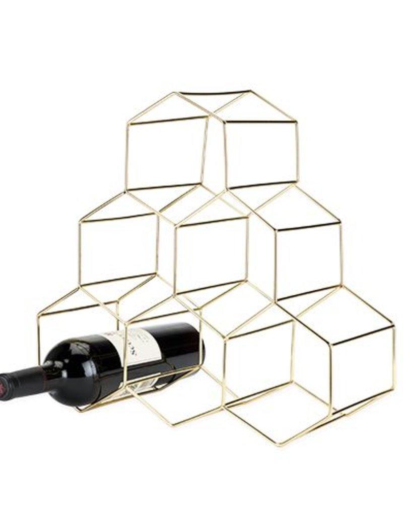 Geo Wine Rack