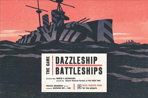 Chronicle Books Dazzleship Battleships