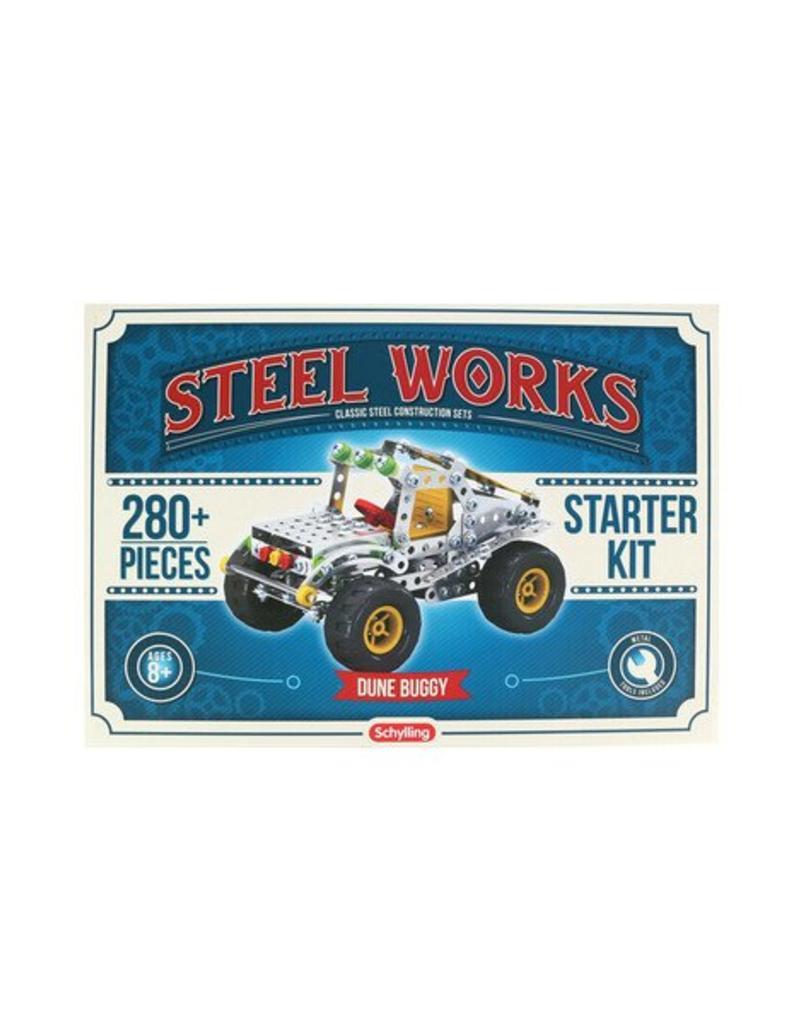 Schylling Steel Works Dune Buggy