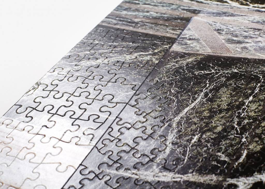 Areaware Puzzle in Puzzle Marble