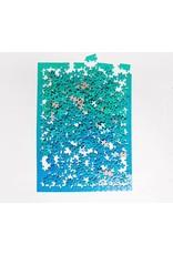 Areaware Gradient Puzzle (blue/green)