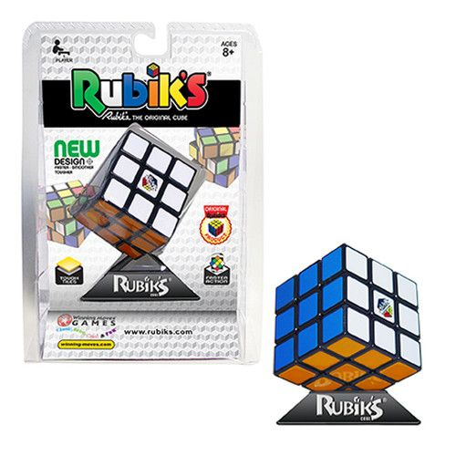 Winning Moves Rubiks Cube 3x3