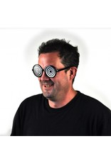 Accoutrements Hypno Glasses