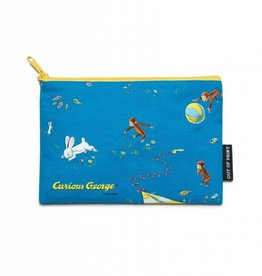 Out Of Print Out of Print Pouch Curious George