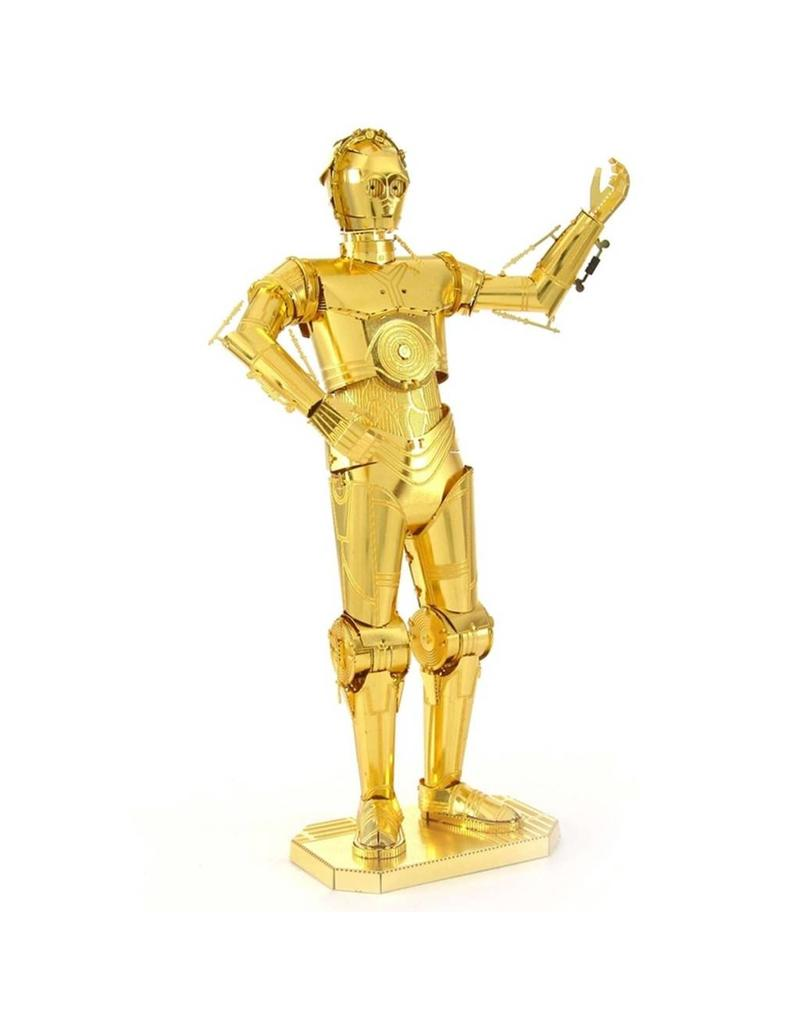 Fascinations Metal Earth C-3PO