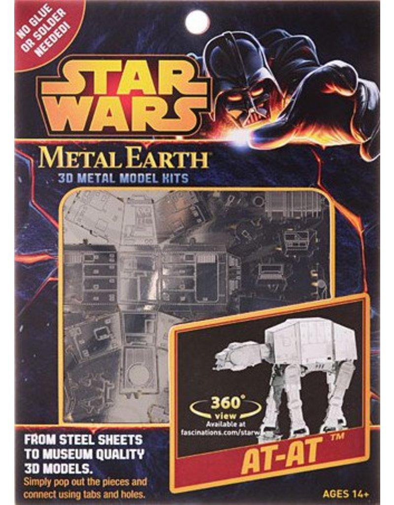 Fascinations Metal Earth AT-AT
