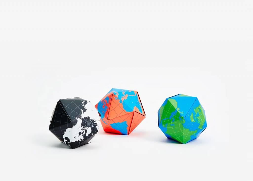Areaware Dymaxion Globe