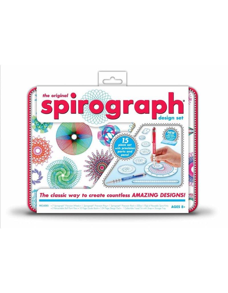 Kahootz Toys Spirograph Design Tin