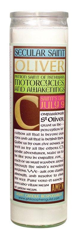 Unemployed Philosophers Guild Secular Saints Oliver Sacks