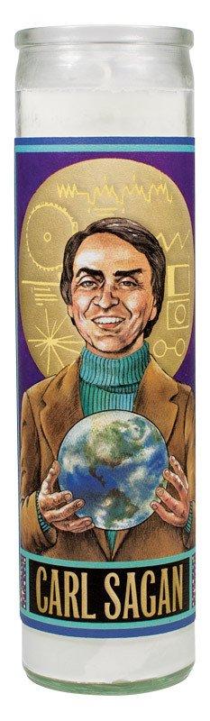 Unemployed Philosophers Guild Secular Saints Carl Sagan