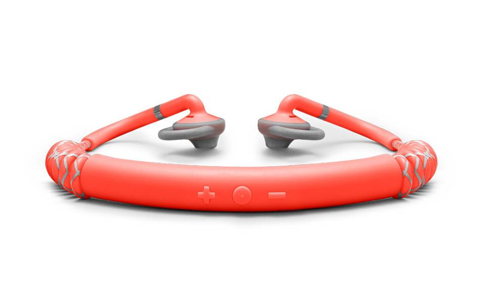 ZoundIndustries Stadion Wireless Headphones Red