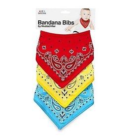 FCTRY Bandana Bibs R/Y/B