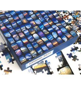 Chronicle Books 500 Piece Puzzle Window Seat