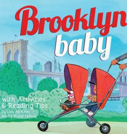 Brooklyn Baby Board Book