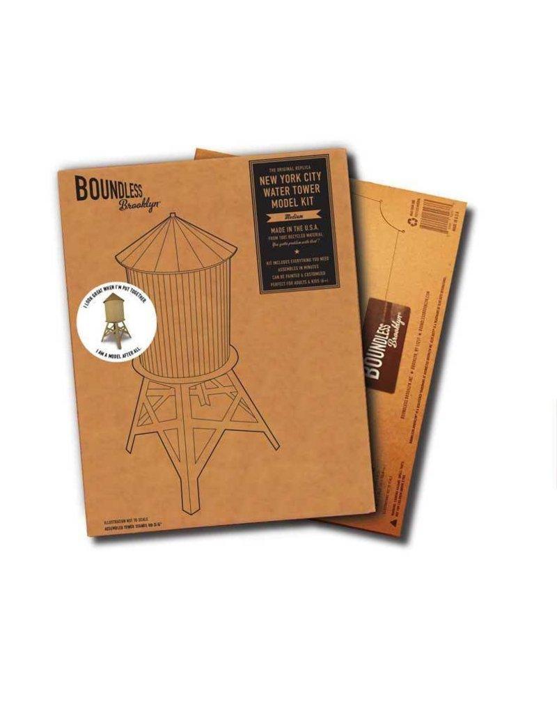 Boundless Brooklyn Water Tower Model Medium