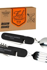 Wild & Wolf Camping Cutlery