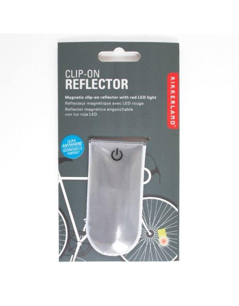 Kikkerland Clip On Reflector Lights