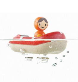Plan Toys Coastguard Boat
