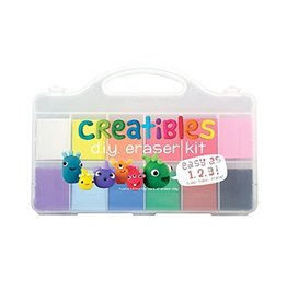 OOLY Creatible DIY Erasers Kit