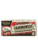 Wild & Wolf Deluxe Harmonica