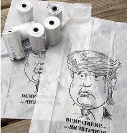 Donald Trump Dog Poop Bags
