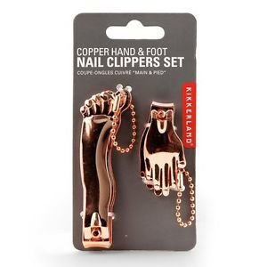 Kikkerland Hand+Foot Clippers